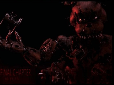 Five Nights at Freddy's 4 датирована