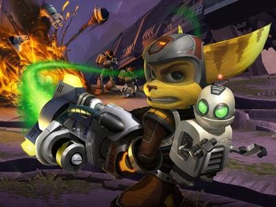 Игра Ratchet & Clank HD Trilogy датирована
