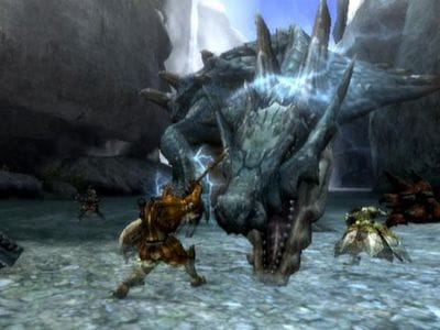 Monster Hunter 4 не выйдет на PlayStation Vita