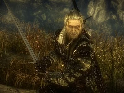 Консольная версия The Witcher 2