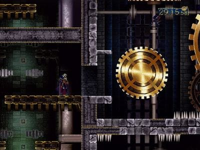 Castlevania: Harmony of Despair в сервисе PSN