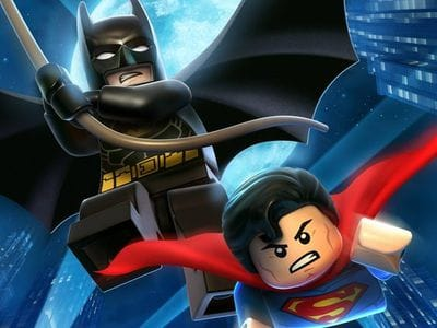 Анонс: Lego Batman 2: DC Super Heroes