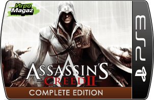 Assassin's Creed 2: Complete Edition для PS3