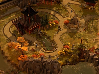 Анонс Shadow Tactics: Blades of the Shogun