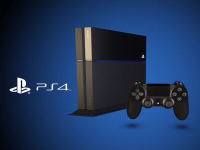 Продажи PlayStation 4 превысили 22млн