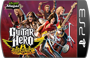 Guitar Hero: Aerosmith для PS3