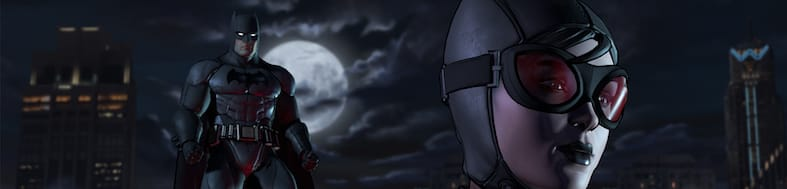 Мультиплеер в Batman: The Telltale Series