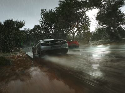 Релиз DriveClub PlayStation Plus Edition