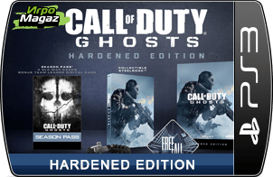 Call of Duty: Ghosts Hardened Edition для PS3