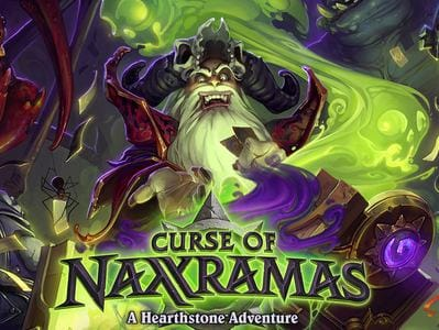 Расширение Hearthstone Curse of Naxxramas