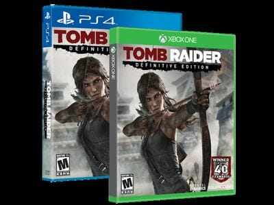 Анонс Tomb Raider: Definitive Edition