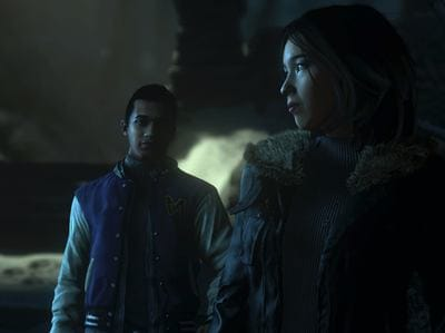 Игра Until Dawn датирована