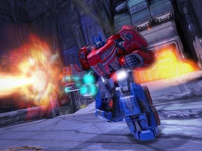 Детали Transformers: Rise of the Dark Spark