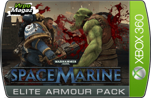Warhammer 40000: Space Marine – Elite Armour Pack для Xbox 360