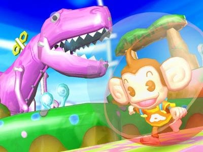 Игра Super Monkey Ball: Banana Splitz датирована