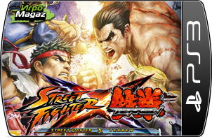 Street Fighter x Tekken для PS3