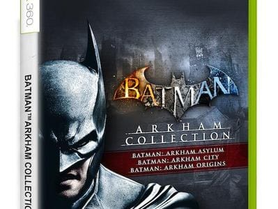 Анонс Batman: Arkham Collection