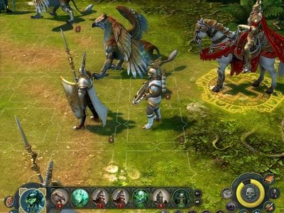Игра Might & Magic Heroes VI перенесена