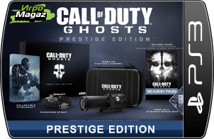 Call of Duty: Ghosts Prestige Edition для PS3