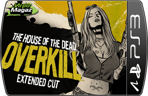 The House of the Dead: OVERKILL – Extended Cut для PS3