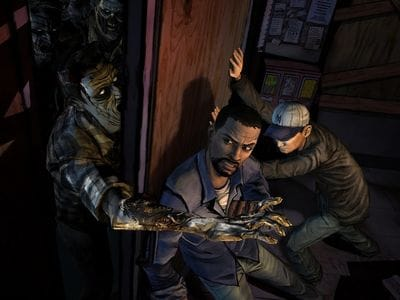 Игра The Walking Dead датирована