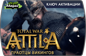 Total War Attila – Viking Forefathers Culture Pack
