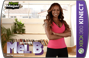 Get Fit With Mel B для Xbox 360