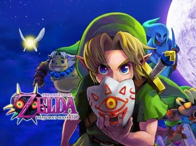 Анонс The Legend of Zelda: Majora's Mask 3D