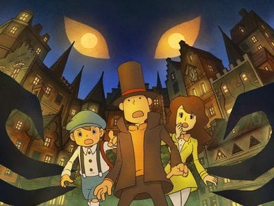 Дата выхода игры Professor Layton and the Spectre's Call