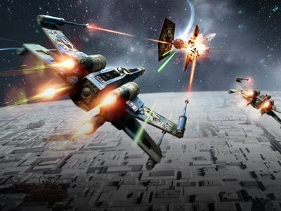 Игра Star Wars: Attack Squadrons заморожена