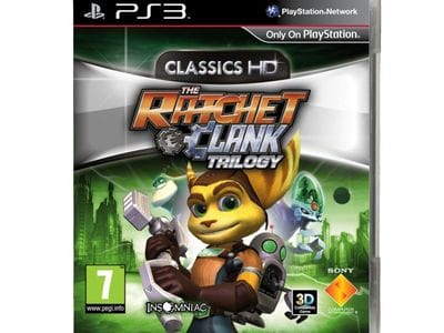 Дата выхода Ratchet & Clank HD Collection