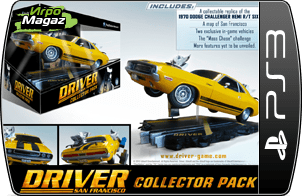 Driver: Сан-Франциско Collector's Edition для PS3