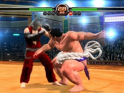 Игра Virtua Fighter 5 Final Showdown датирована