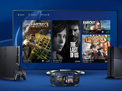 Аренда игр в PlayStation Now