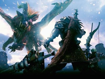 Игра Monster Hunter 4 отложена