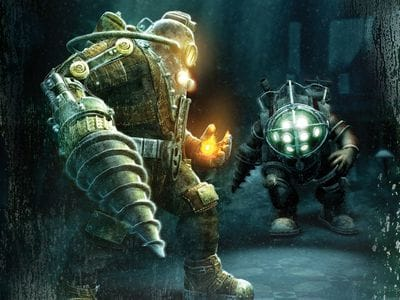 Разработка BioShock для PlayStation Vita еще не начата