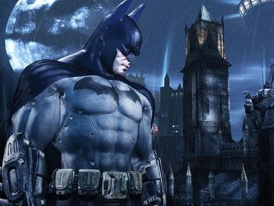 Детали Batman: Arkham City