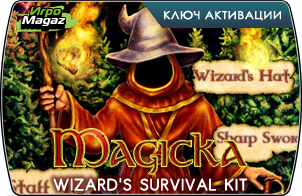 Magicka Wizard's Survival Kit