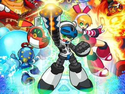Mighty No. 9 датирована