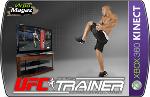 UFC Personal Trainer: The Ultimate Fitness System для Xbox 360