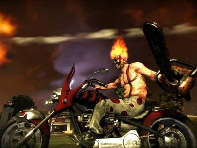Игра Twisted Metal должна была стать аркадой