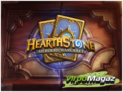 Стрим по игре Hearthstone: Heroes of Warcraft