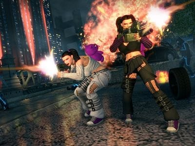 Слух: Saints Row 4