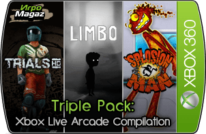 Triple Pack: Xbox Live Arcade Compilation для Xbox 360