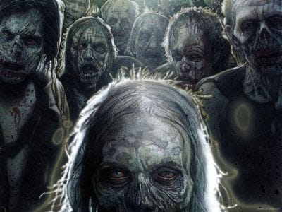 Экшен The Walking Dead