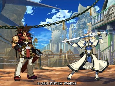 Анонс: Guilty Gear Xrd SIGN
