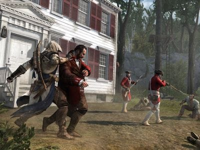 Системные требования для Assassin's Creed III