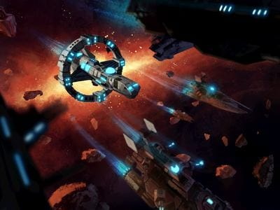 Анонс: Sid Meier's Starships