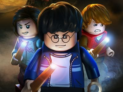 Игра Lego Harry Potter: Years 5-7 датирована