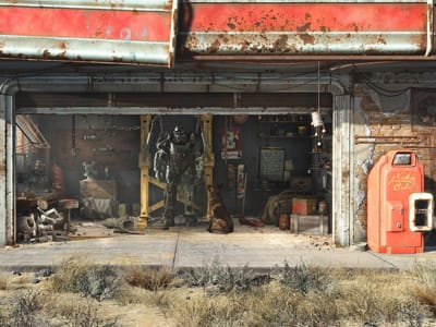 Релиз Fallout 4